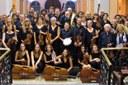 L'Orquestra i Càritas fan Nadal