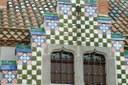 La casa Coll i Regàs, com a mostra dels gustos modernistes