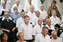 La Missa de Les Santes s'obre a nous ritmes i busca renovar el cor