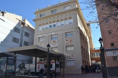 Recorregut pels punts històrics de Mataró durant la G...