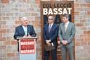 L'alcalde inaugura la nova exposició de la Nau Gaudí