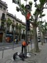 L'enllumenat de La Rambla, plaça de Santa Anna i el carrer de Francesc Milans es renova sense cost per a l'Ajuntament