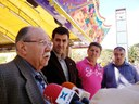 La Fira d'Atraccions s'allarga enguany un dia més per celebrar una jornada solidària de recapte d'aliments