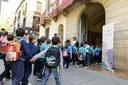 Més de 1.100 persones visiten l'Ajuntament durant la jornada de portes obertes