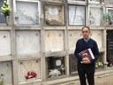 Un llibre del periodista Manuel Cusachs i el fotògraf Ramon Manent redescobreix el cementiri dels Caputxins