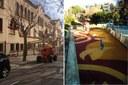 L'Ajuntament fa la campanya de poda d'arbrat viari més important de la darrera dècada