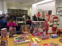El taller d'educació al consum en jocs i joguines serà visitat per 17 escoles de la ciutat