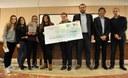 L'Institut Miquel Biada guanya el concurs d'objectes amb material reutilitzat del Centre Integral de Valorització de Residus