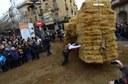 Mataró rep la visita de cavalls i carruatges d'arreu de la comarca per celebrar els tradicionals Tres Tombs
