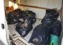 La Policia Local incauta més de 50 kg de droga amagats a l'interior d'una furgoneta