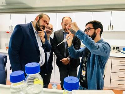 L'empresa Nanotargeting desenvolupa aplicacions biomèdiques de nanotecnologia