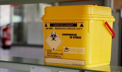 El Consorci per al Tractament de Residus Sòlids Urbans del Maresme assumeix la gestió dels residus hospitalaris de més de 30 centres