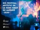El XIII Festival Artístic de la Gent Gran de Mataró reuneix prop de 300 persones grans al Teatre Monumental