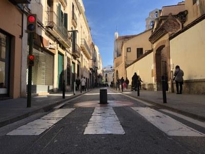 Carrer de Sant Josep. Foto: Ajuntament