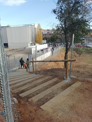 Detall escales