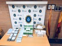 La Policia Local intervé material sanitari que es volia distribuir en un comerç de Mataró a preus abusius