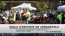 La Taula d'Entitats de Cerdanyola promou un vídeo nadalenc per demanar germanor i responsabilitat en temps de Covid-19