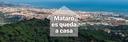 """Les activitats de dinamització promogudes pels serveis municipals, agrupades a """"Mataró es queda a casa"""""""