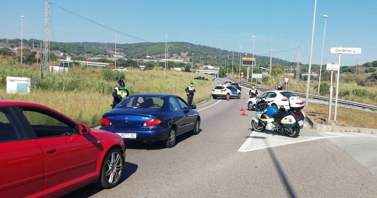 Mataró comença a aplicar les noves mesures decretades per la Generalitat per reduir els contagis