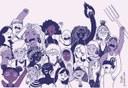 Front comú a la Junta de Portaveus amb motiu del Dia Internacional de les Dones, 8M