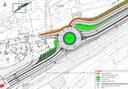 La Generalitat licita les obres de construcció d'una rotonda a l'N-II a Sant Simó