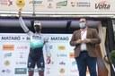 Mataró corona al triple campió del món Peter Sagan com a guanyador de la 6a etapa de la Volta Catalunya