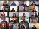 Primer ple telemàtic a l'Ajuntament de Mataró