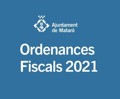 Crònica del Ple extraordinari del mes d'octubre d'aprovació provisional de les Ordenances Fiscals 2021 (22/10/2020)