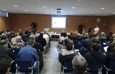 L'Ajuntament contracta a 21 persones en situació d'atur, per realitzar obres i serveis d'interès públic als barris de Rocafonda, El Palau i Cerdanyola