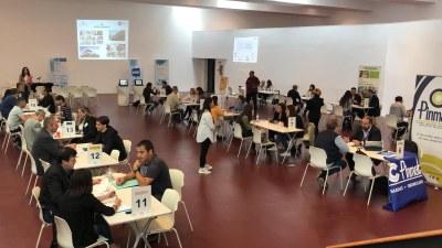 Una quinzena d'empreses de comerç i logística participen en una sessió d'Speed Dating promoguda pel SOM