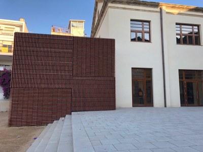 Final de l'obra civil. Novembre del 2020. Foto: Ajuntament de Mataró.jpg