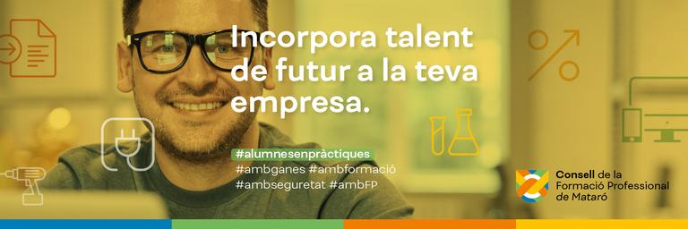 Incorpora talent a la teva empresa