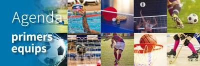 Agenda esportiva de la ciutat