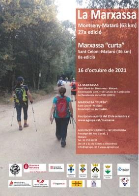 27a Edició de La Marxassa 2021. Montseny – Mataró 6...