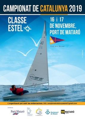 Campionat de Catalunya 2019 Classe Estel