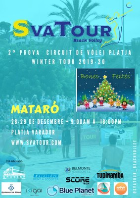 Torneig Svat Winter Tour,  vòlei platja 2019-20