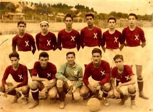 Penya_X_-_equip_1947