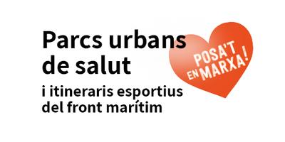 Parcs urbans de salut i itineraris esportius del front marítim