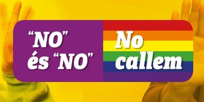 """""""No"""" és """"no"""" - No callem"""