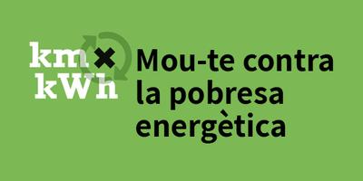 Mou-te contra la pobresa energètica