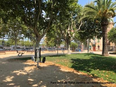 Parc Urbà de Salut Jardins de l'Antic Escorxador
