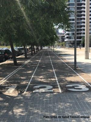 Parc Urbà de Salut TecnoCampus