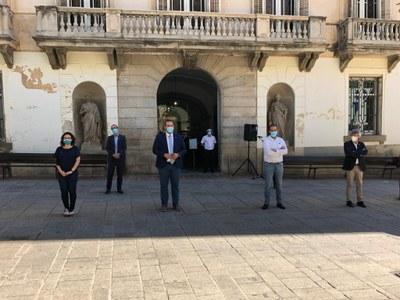 El PSC de Mataró i el seu grup Municipal se sumen al dol decretat per les víctimes del Covid-19