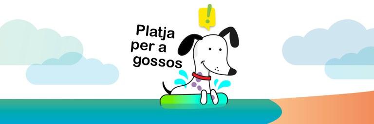 Platja per a gossos