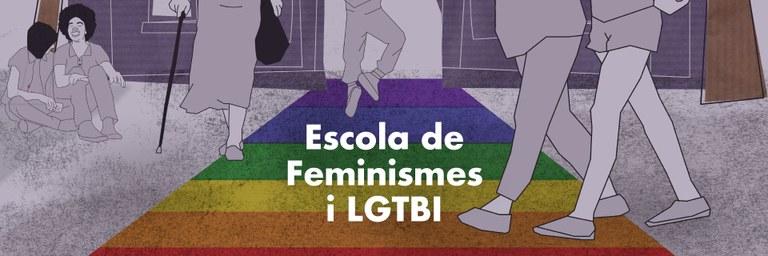 Escuela de Feminismos y LGTBI