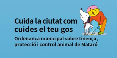 Cuida la ciudad como cuidas tu perro